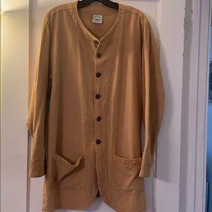 Aries & Taurus 100% Cotton long cardigan Sz XL